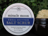 Miracle Moon Salt Scrub for Troubled Skin