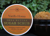 Vanilla Honey Shea Butter Sugar Scrub