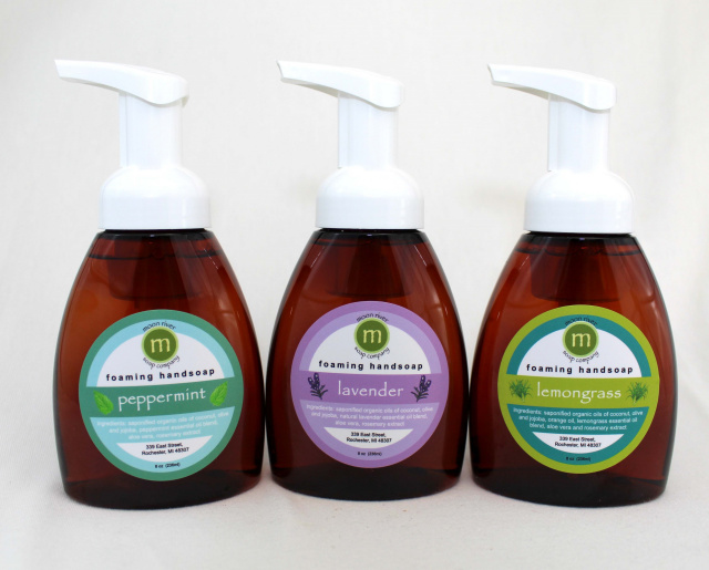 8 oz. Foaming Hand Soap-This product is available for front porch pick up or can be shipped