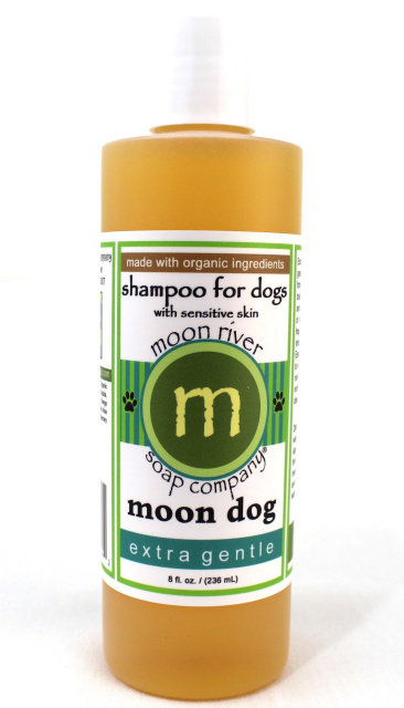 Moon Dog 8 oz Shampoo for Dogs , This item will ship or Front Porch Pick up