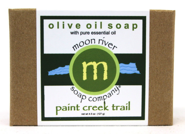 Paint Creek Trail  ( May Soap of the Month)