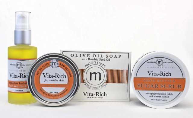 Vita Rich Gift Set (savings of $38.00  if purchased separately)