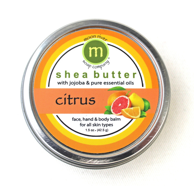 Citrus Shea Butter Balm 1.5 oz. or 3 oz.