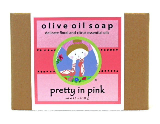 Pretty in Pink Soap Spring Special