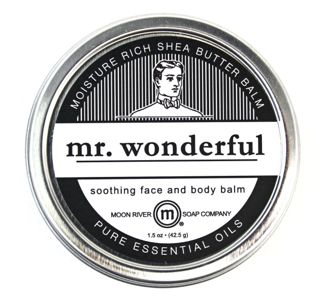 Mr. Wonderful Face and Body Balm