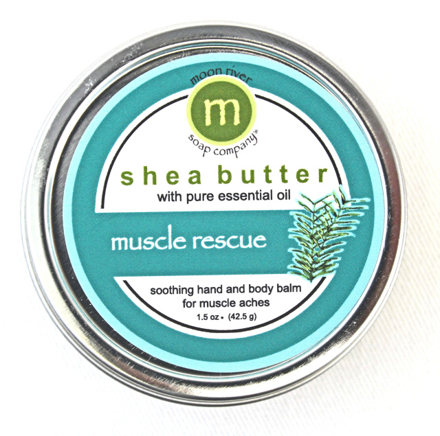 Muscle Rescue Shea Butter Balm