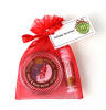 Tangerine Hand and Body Butter and Jingle Tingle Lip Balm Gift Set